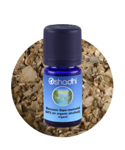 benzoin økologisk oshadhi eterisk olje