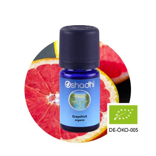 oshadhi grapefrukt eterisk olje