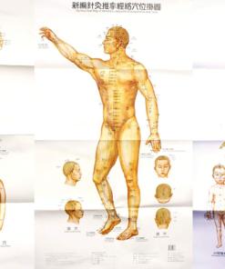 plakatsett akupunktur