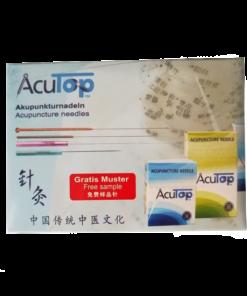 AcuTop produktprøvepakke