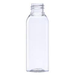 klar plastflaske