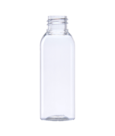 flaske klar plast