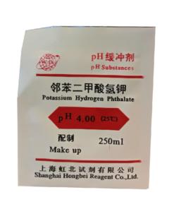 pH buffer verdi 6,86 - kalibreringspulver
